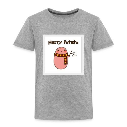 HARRY POTATO - Toddler Premium T-Shirt
