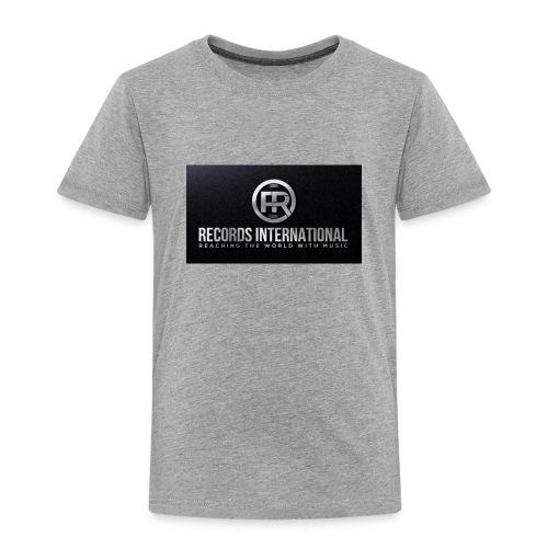 FR RECORDS INTERNATIONAL - Toddler Premium T-Shirt