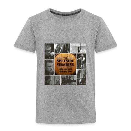 albumcoverarttshirt - Toddler Premium T-Shirt