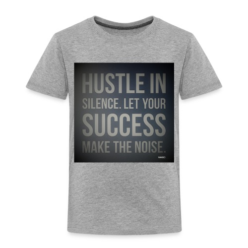 HUSTLE2 - Toddler Premium T-Shirt