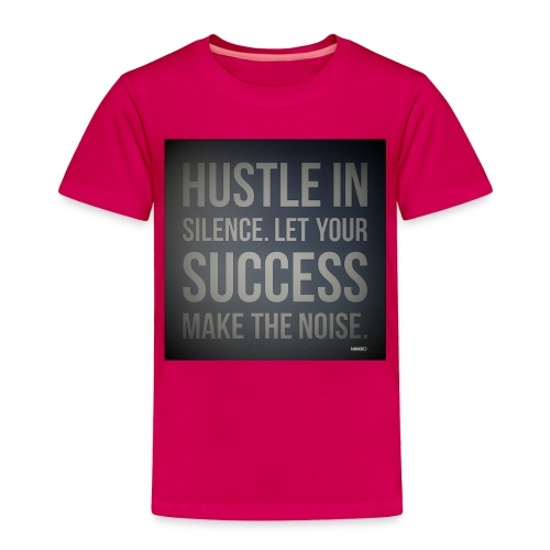 HUSTLE2 - Toddler Premium T-Shirt