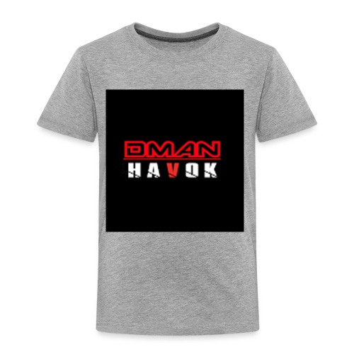 Dman HAVOK shirt - Toddler Premium T-Shirt