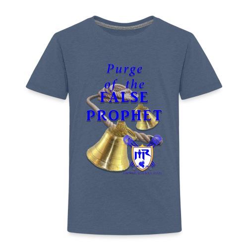 Purge T - Toddler Premium T-Shirt