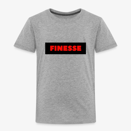 Finesse Line - Toddler Premium T-Shirt