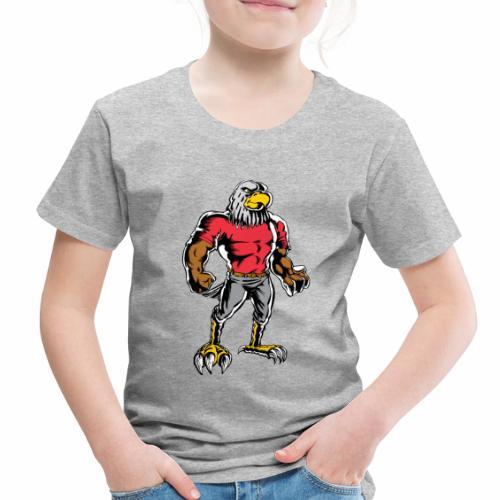 EagleStandingNeoClassic - Toddler Premium T-Shirt