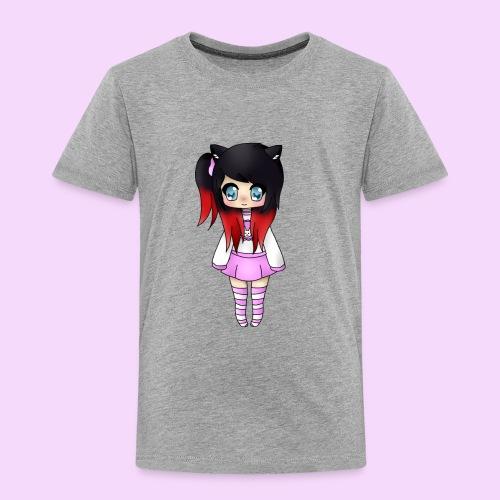 Chibi Wolfie - Toddler Premium T-Shirt