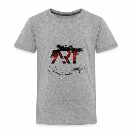 ART - Toddler Premium T-Shirt