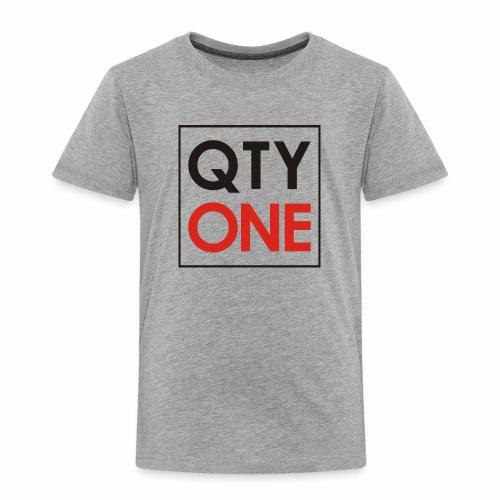 QTYONE Logo - Toddler Premium T-Shirt