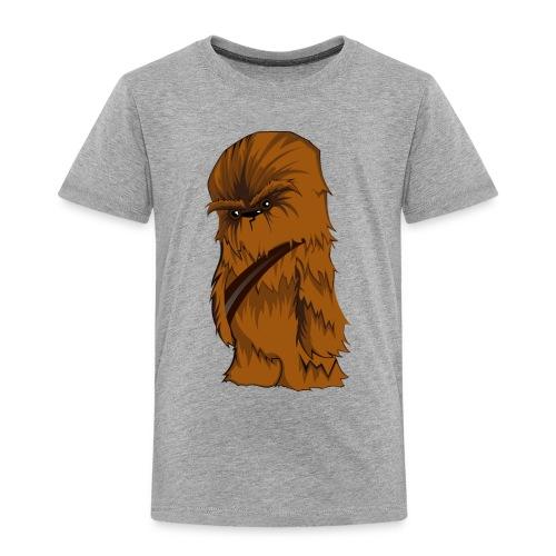 Angry Chewbacca - Toddler Premium T-Shirt