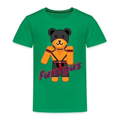 Leather Furrrgus - Toddler Premium T-Shirt