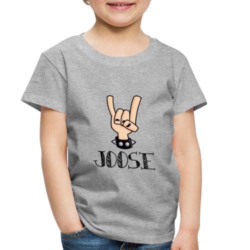 JOOSE HORNS - Toddler Premium T-Shirt