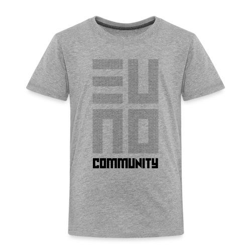 EUNO BLOCK TSHIRT - Toddler Premium T-Shirt