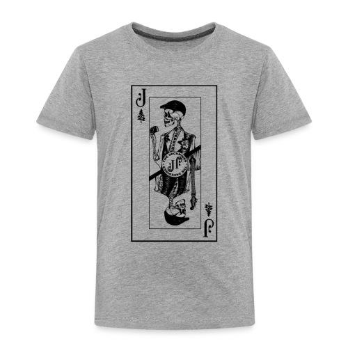 Jack of pines - Toddler Premium T-Shirt