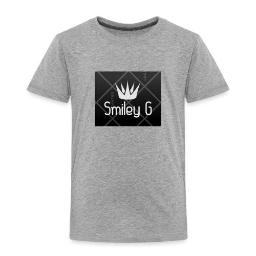 www.smileyg.com - Toddler Premium T-Shirt