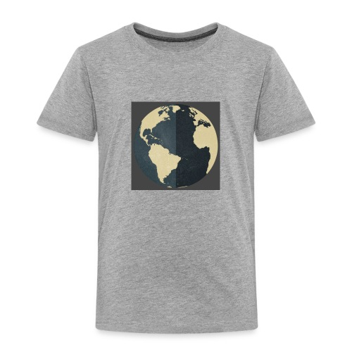 The world as one - Toddler Premium T-Shirt