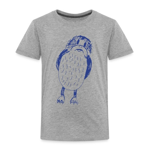 Stephen's hand drawn porg - Toddler Premium T-Shirt