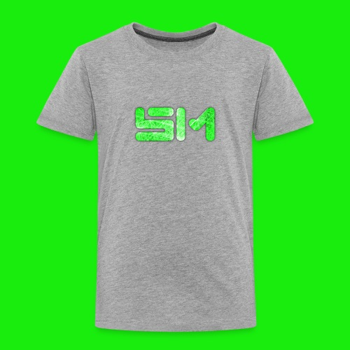 SloMotion logo - Toddler Premium T-Shirt