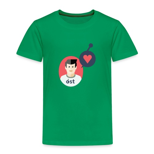 the OSTonian - Toddler Premium T-Shirt