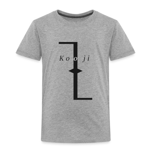 Kooji - Toddler Premium T-Shirt