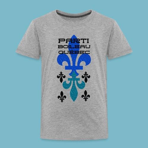 party boileau 9 - Toddler Premium T-Shirt