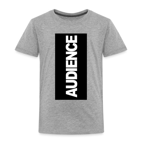 audenceblack5 - Toddler Premium T-Shirt