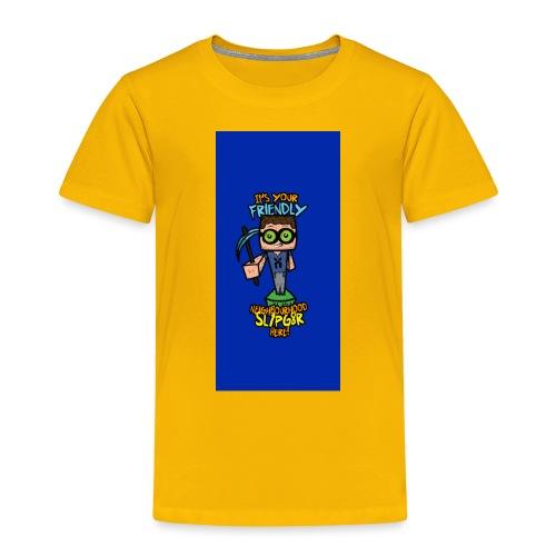 friendly i5 - Toddler Premium T-Shirt