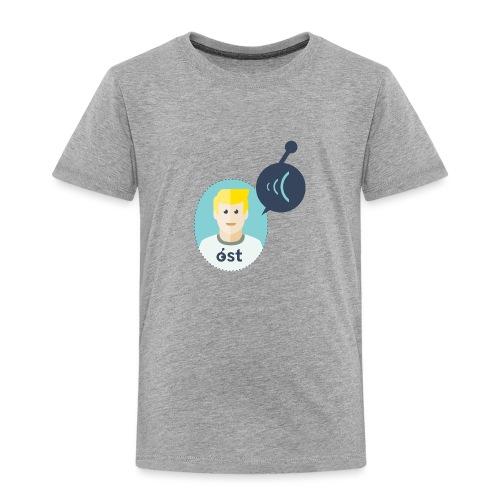 the Tyler - Toddler Premium T-Shirt