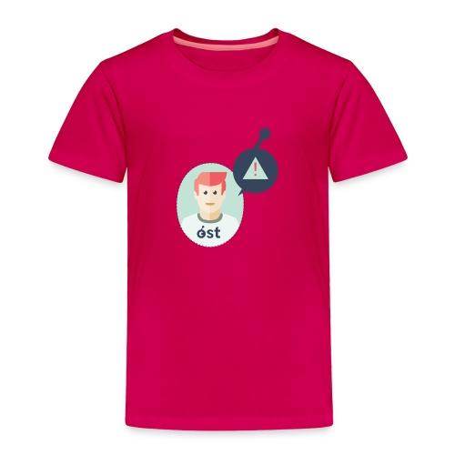 the Adam - Toddler Premium T-Shirt