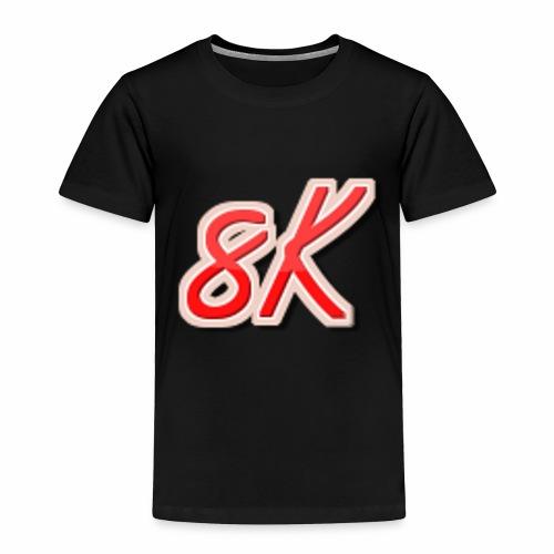 8K - Toddler Premium T-Shirt