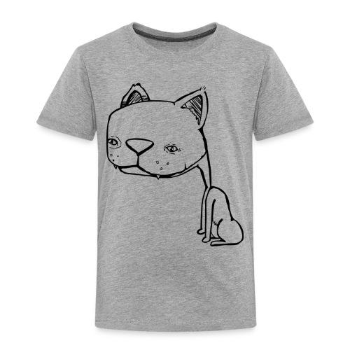 Meowy Wowie - Toddler Premium T-Shirt