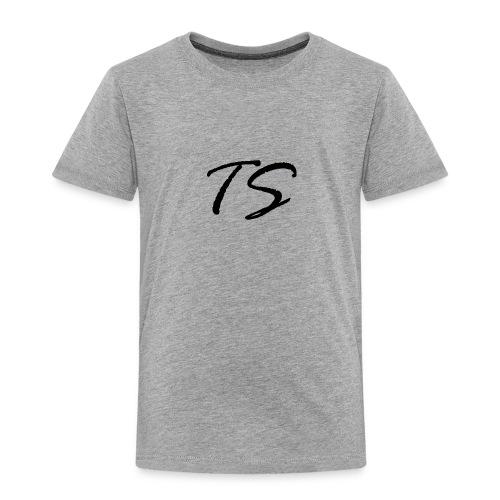 TS Logo Black - Toddler Premium T-Shirt