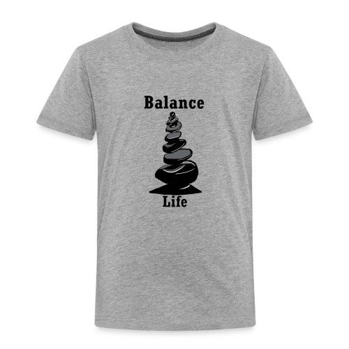Balance Life - Toddler Premium T-Shirt