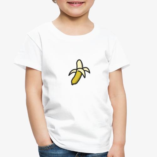 Banana Logo - Toddler Premium T-Shirt