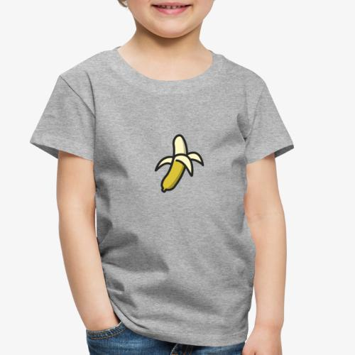 Banana Logo - Toddler Premium T-Shirt