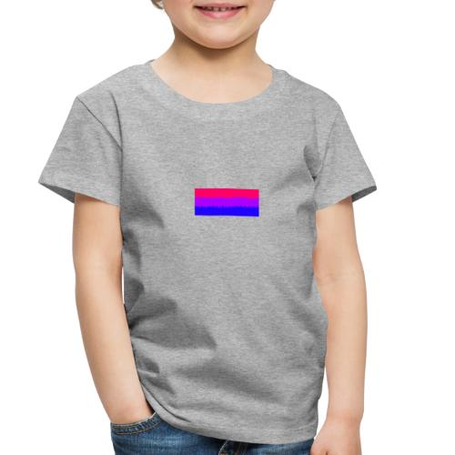Bisexual Flag - Toddler Premium T-Shirt