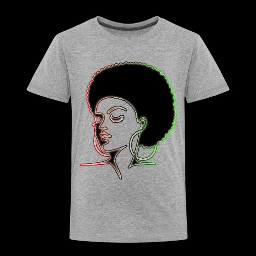 Afrolady - Toddler Premium T-Shirt