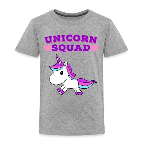 Unicorn Squad! - Toddler Premium T-Shirt