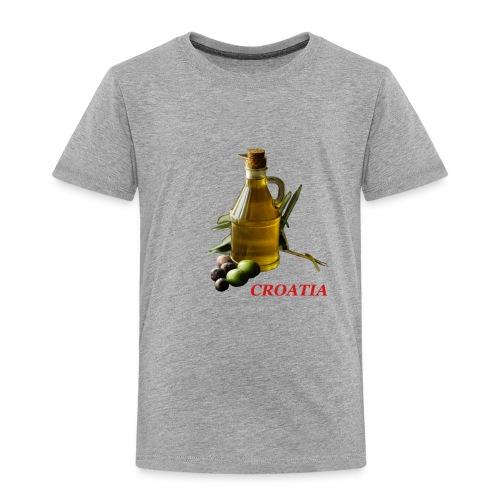 Croatian Gourmet 2 - Toddler Premium T-Shirt