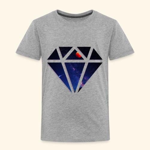 Space Diamond - Toddler Premium T-Shirt