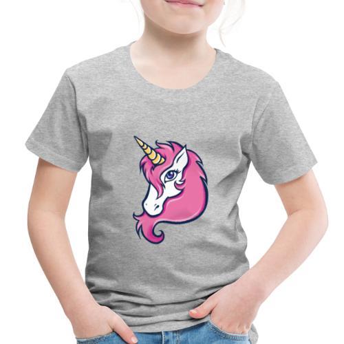 Unicorn - Toddler Premium T-Shirt