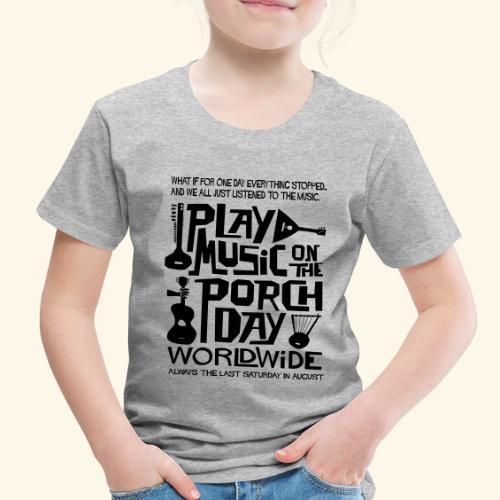 PMOTPD2021 SHIRT - Toddler Premium T-Shirt