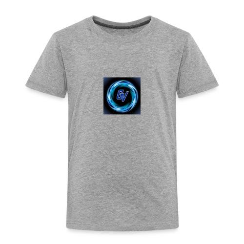 MY YOUTUBE LOGO 3 - Toddler Premium T-Shirt