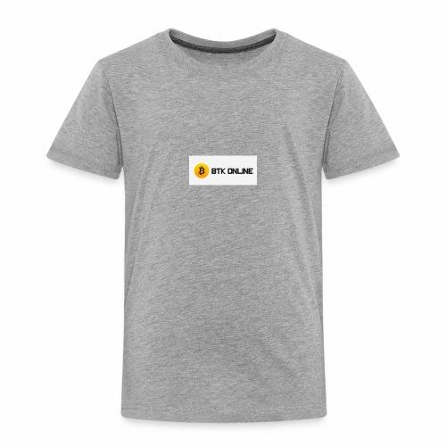 bitcointokenonline - Toddler Premium T-Shirt