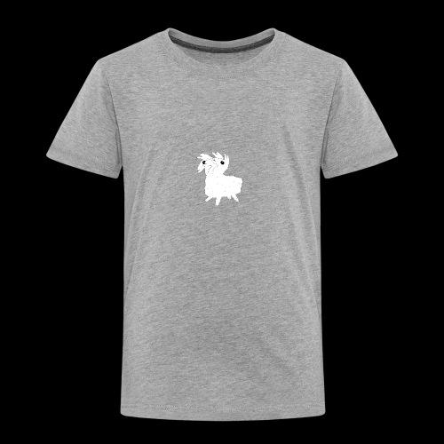 LOOT LLAMA THREE HEADS HYDRA - Toddler Premium T-Shirt
