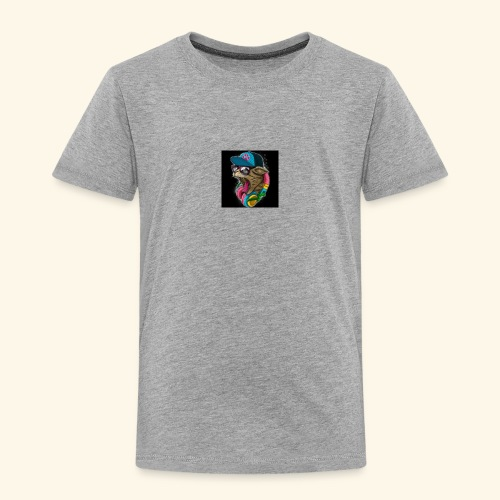 Tommy The Cats Kid and Babies wearing - Toddler Premium T-Shirt