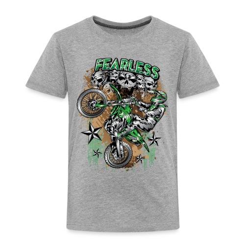 Fearless MX Kawasaki - Toddler Premium T-Shirt