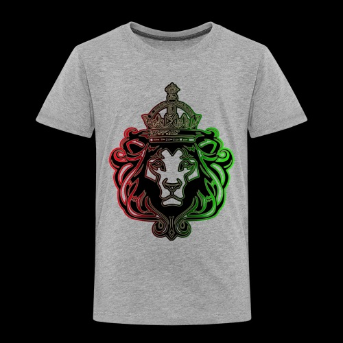 RBG Lion - Toddler Premium T-Shirt