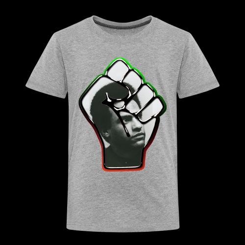 Huey Newton RBG Fist - Toddler Premium T-Shirt