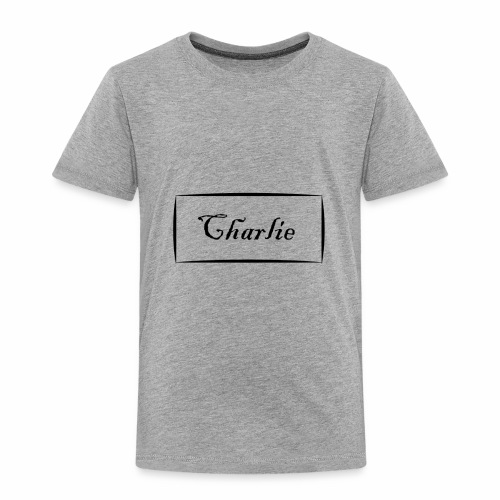 Charlies - Toddler Premium T-Shirt