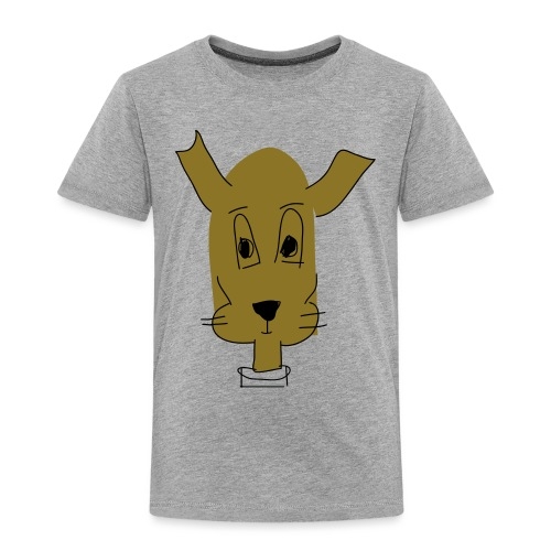 ralph the dog - Toddler Premium T-Shirt
